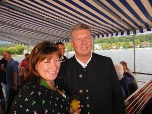 Petra und Dieter Reiter © R. Hagen