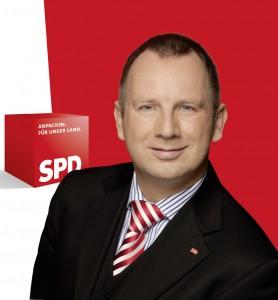 Johannes Kahrs MdB - Sprecher des Seeheimer Kreises